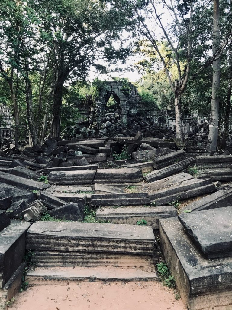 Cambo Challenge Beng Mealea Temple