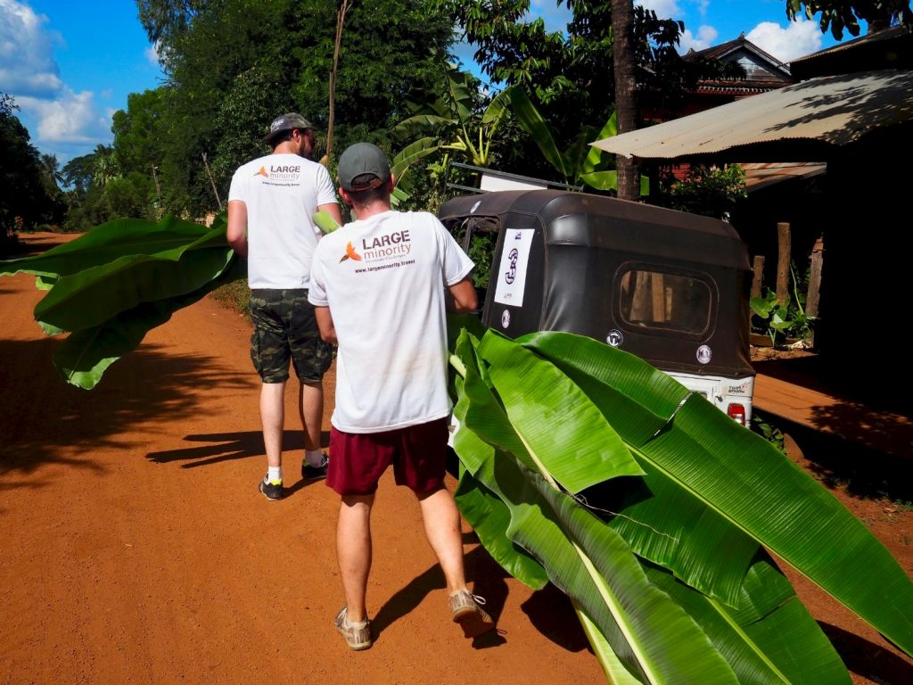 Cambo Challenge decorate your tuktuk challenge