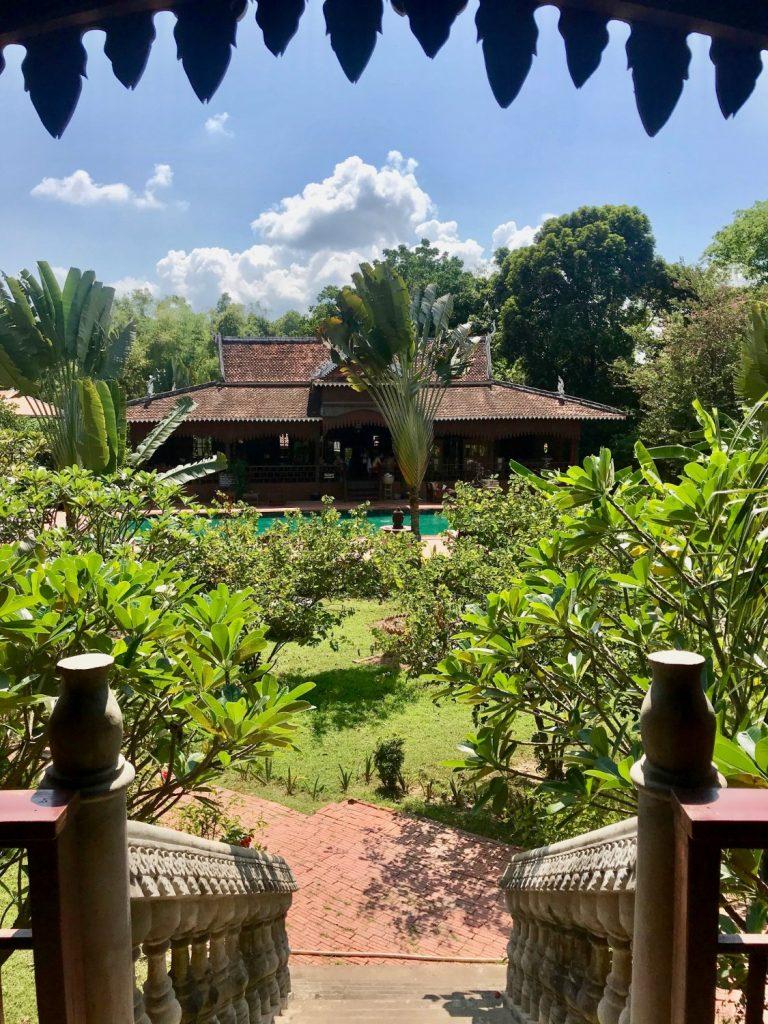 Cambo Challenge Rajabori Villas Kaoh Trong