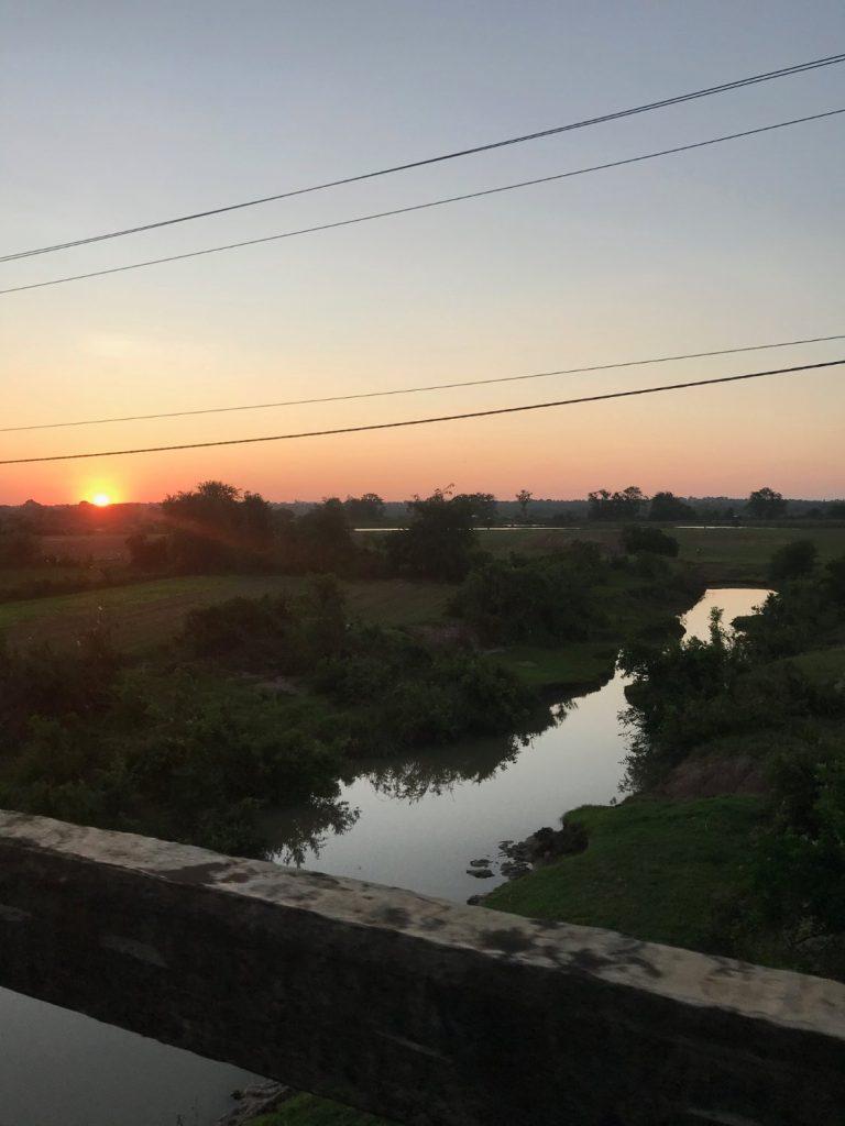 Cambo Challenge Sunset
