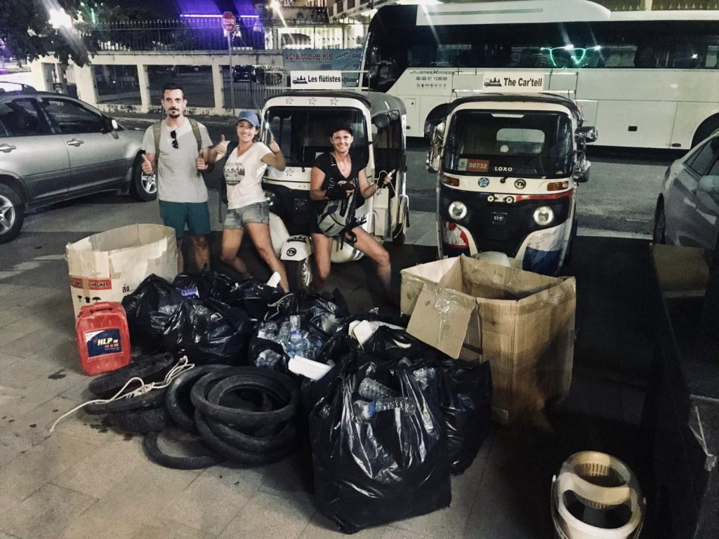 Cambo Challenge Garbage collection