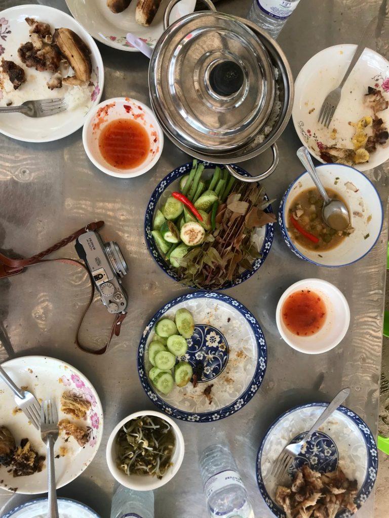 Cambo Challenge Khmer food